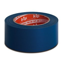 KIP 380 Gewebeband Fine line blau