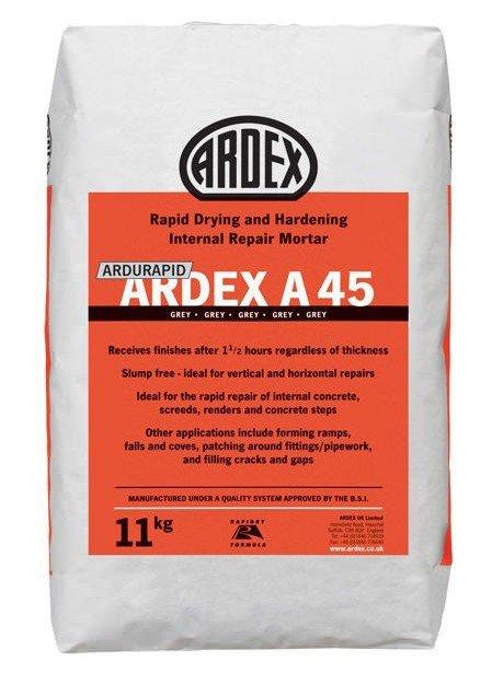 ARDEX A45 Standfeste Füllmasse