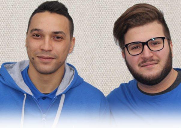 NEW COLORS Srl - Nerilson e Riccardo