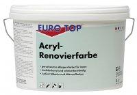 EUROTOP Acryl-Renovierfarbe