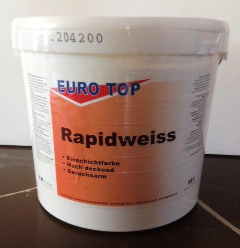 FEG Eurotop Rapidweiss
