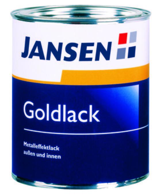 JANSEN Goldlack