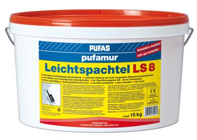 PUFAS LS8 Leichtspachtel