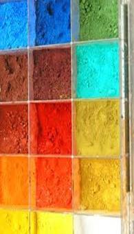 Terra Pigmente Farbgruppe 1