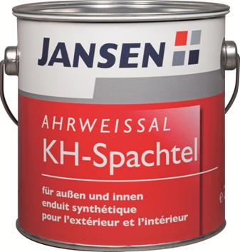 JANSEN Ahrweissal Kunstharzspachtel