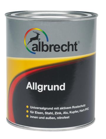 ALBRECHT Allgrund