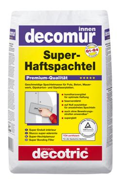 DECOMUR Super-Haftspachtel