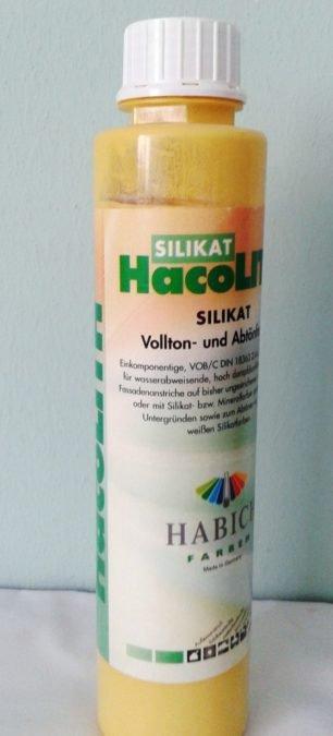 HACOLITH Silikat Volltonfarbe