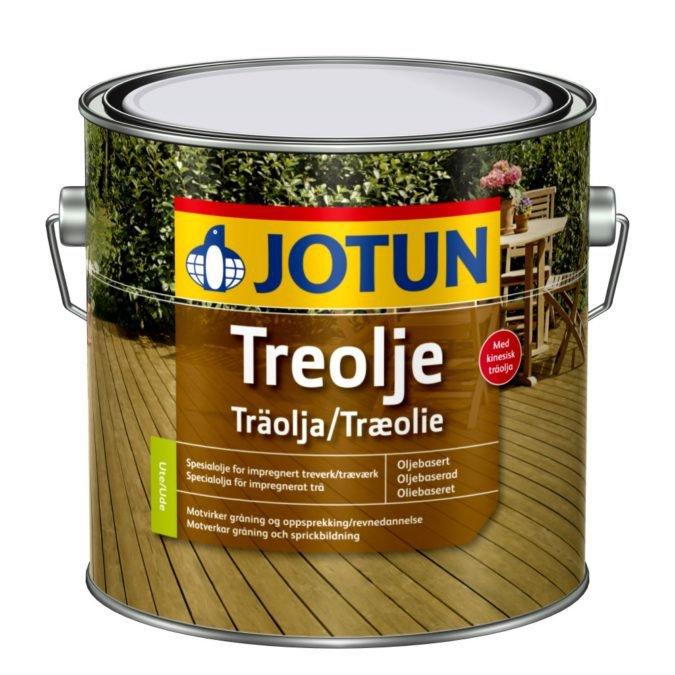 JUTON Treolje Holzöl