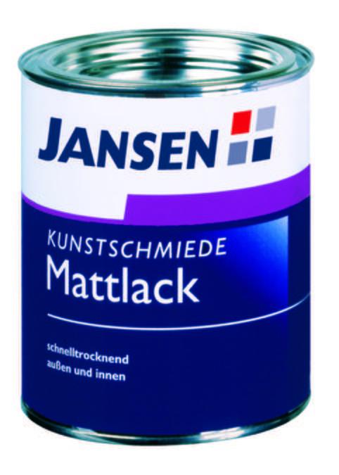 JANSEN Kunstschmiede Mattlack