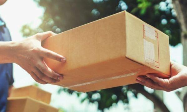 Servizio di consegna per clienti privati