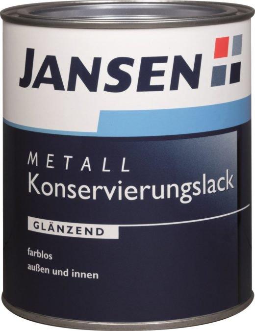 JANSEN Metallkonservierungslack