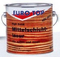 EUROTOP Mittelschichtlasur