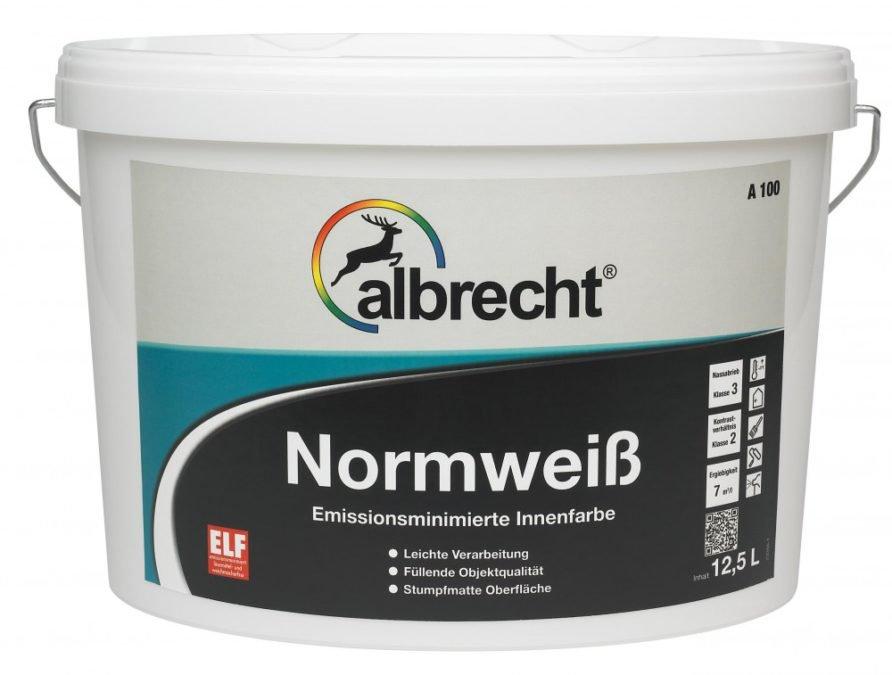 ALBRECHT Normweiss