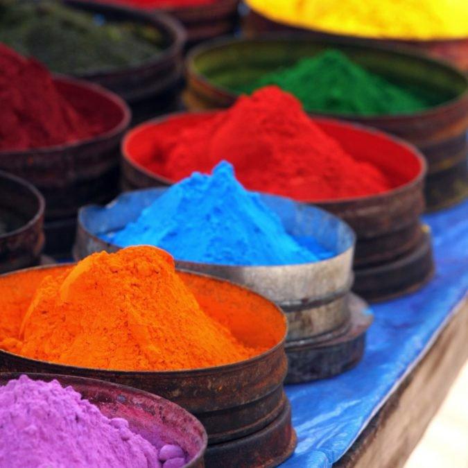 EDEL&STEIN Pigmente Farbgruppe 1