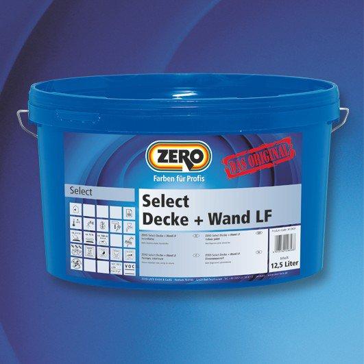 ZERO Select Decke + Wand LF