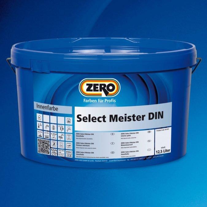 ZERO Select Meister DIN