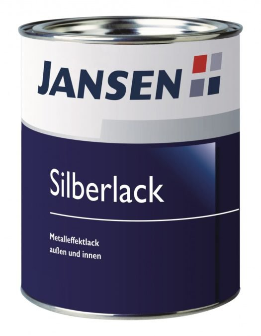JANSEN Silberlack