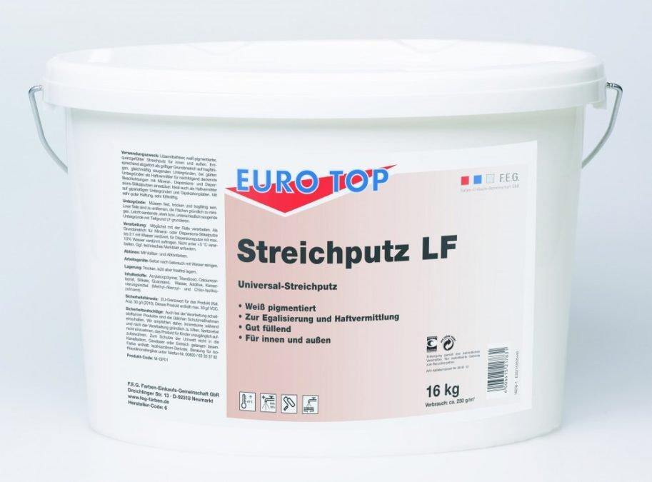 EUROTOP Streichputz LF