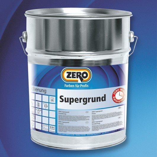 ZERO Supergrund