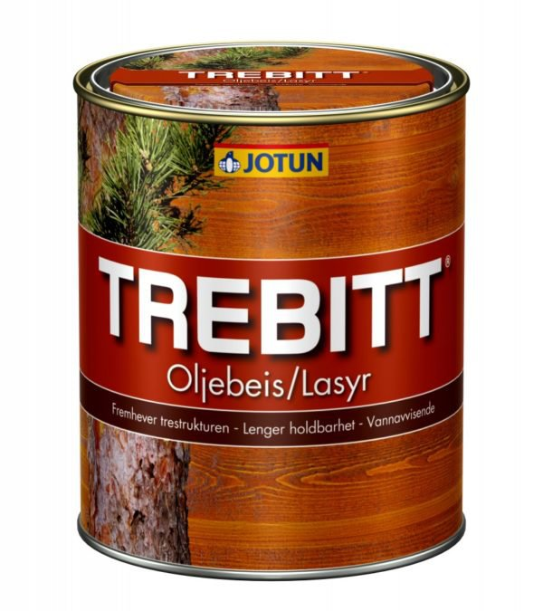 JOTUN Trebbit Lasur
